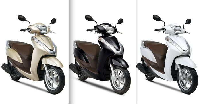Honda lead 2015 với nhiều cải tiến giá không đổi - 1
