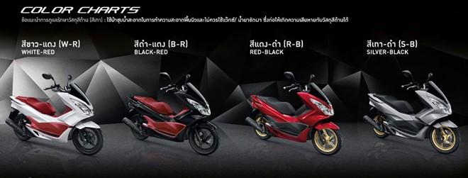Honda pcx 150 2015 phong cách hoàn toàn mới - 2