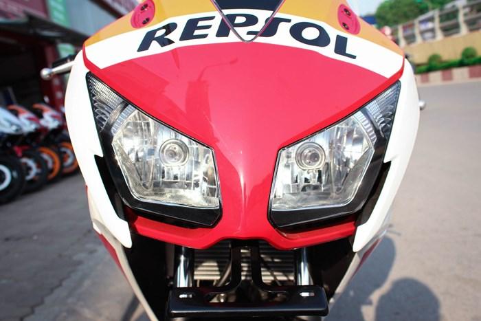 Honda cbr 150r 2015 đầy cá tính và mạnh mẽ - 2