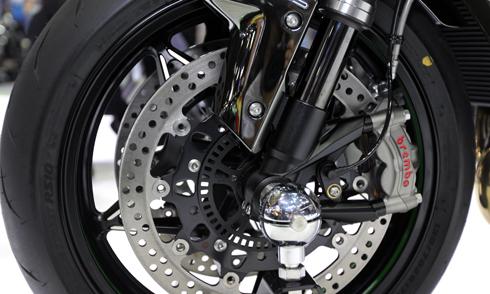 Kawasaki ninja h2 đã chính thức cập bến việt nam - 4