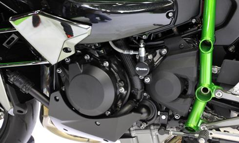 Kawasaki ninja h2 đã chính thức cập bến việt nam - 3