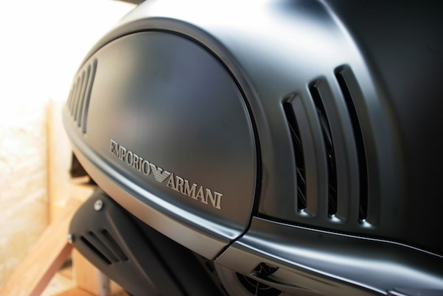 Vespa 946 emporio armani đã  chính thức có mặt tại việt nam - 5