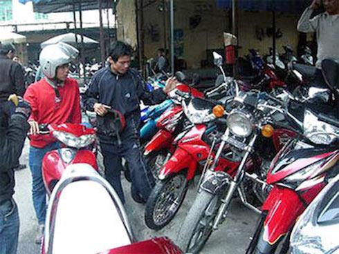 Cách mua xe máy cũ giá rẻ tại tphcm - 1