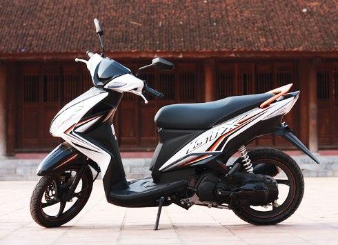 Honda vision hay yamaha luvias fi cũ nên chọn mua xe nào - 1