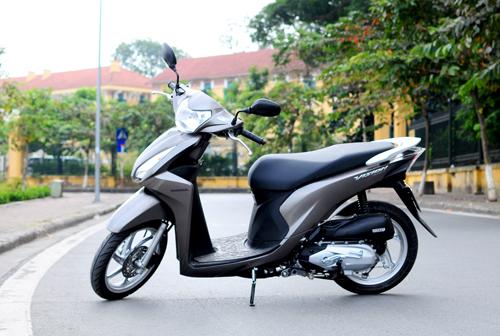 Honda vision hay yamaha luvias fi cũ nên chọn mua xe nào - 2