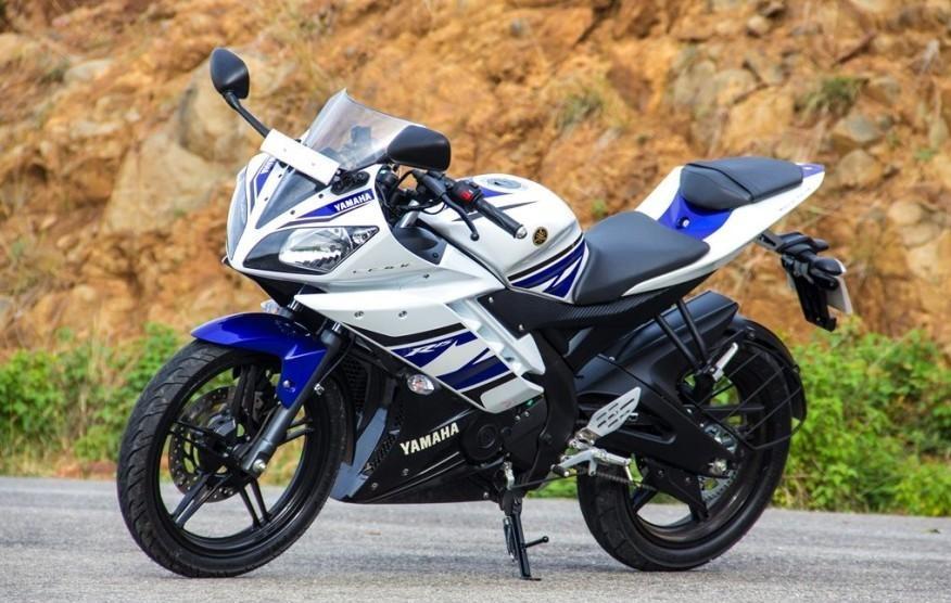 Yamaha r15 cũ giá bao nhiêu - 1