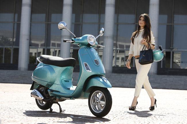 Những mẫu xe tay ga tiết kiệm xăng nhất hiện nay dành cho nữ - 3