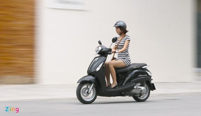 Những mẫu xe tay ga tiết kiệm xăng nhất hiện nay dành cho nữ - 4