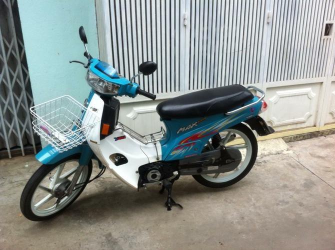 Xe máy 50cc giá rẻ dành cho học sinh cấp 3 mới nhất 2016 - 1