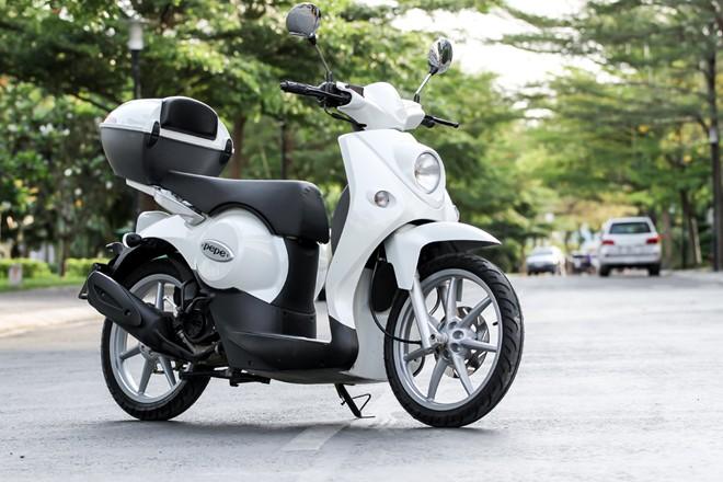 Xe máy 50cc giá rẻ dành cho học sinh cấp 3 mới nhất 2016 - 5
