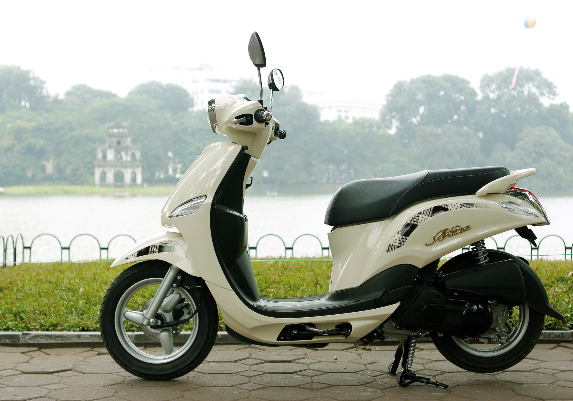 Nên chọn mua xe suzuki address honda vission hay yamaha nozza - 2