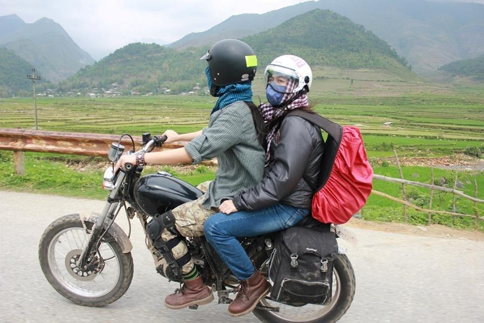 Dân đi phượt nên chọn mua xe máy gì?