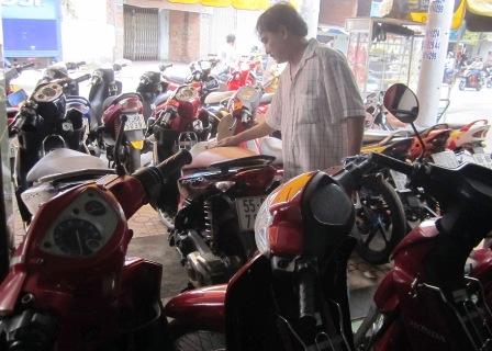 Hướng dẫn cách bán xe máy cũ được giá