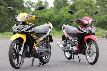 Những dòng xe máy Yamaha đang được yêu thích nhất