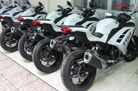 Những mẫu xe moto phân khối lớn (PKL) đang thịnh hành tại Việt Nam
