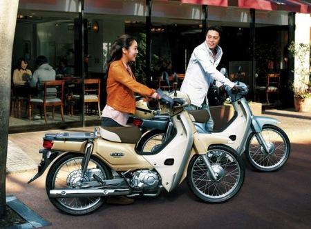 Tổng hợp những mẫu xe máy cổ Honda huyền thoại tại Việt Nam
